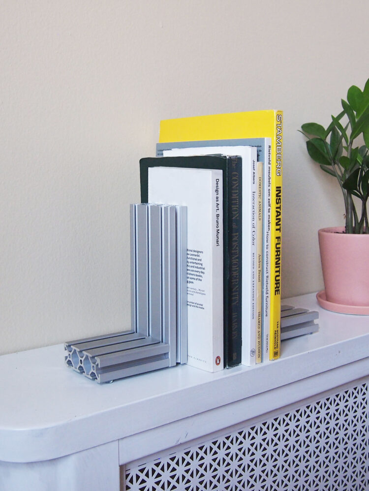 Extrusion Bookends