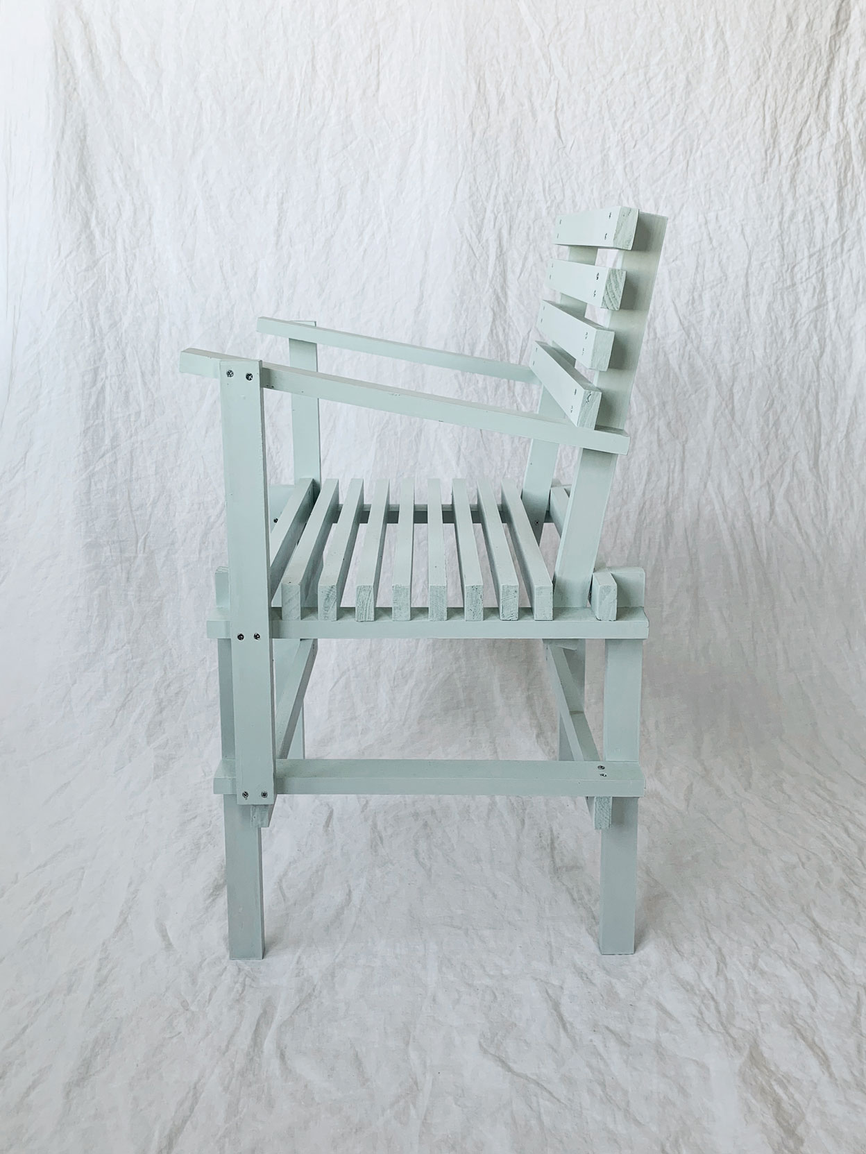 DIY Chair by Max Lamb