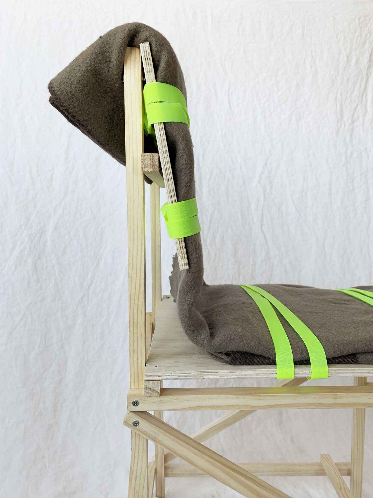 Rough And Ready Chair by Tord Boontje