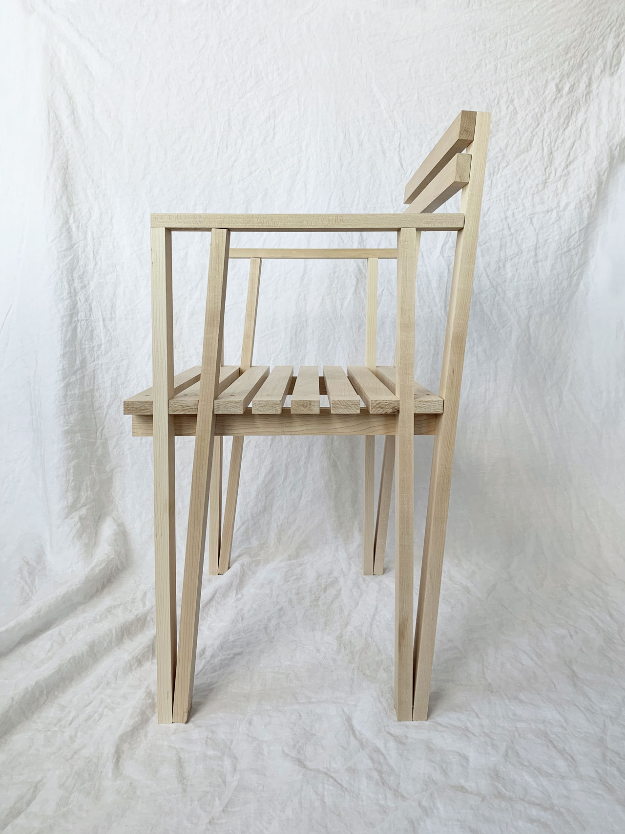 Two by One DIY Chair by Ian Anderson