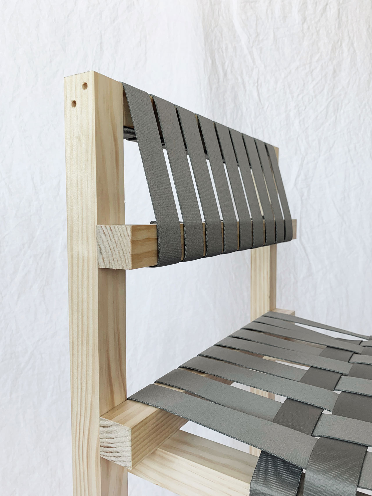 Two by Two DIY Chair by Ian Anderson
